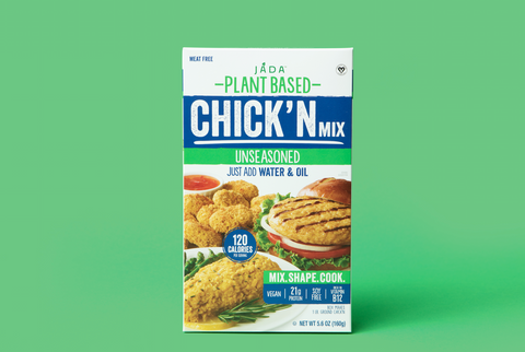 Plant-Based Chick'n Mix