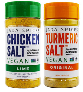 turmeric salt and lime vegan and vegetarian all-purpose seasoning flavors