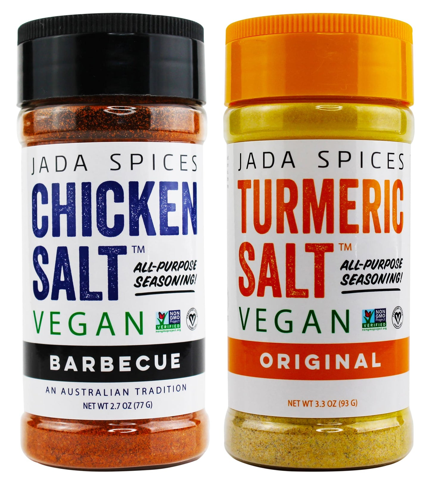 turmeric salt and barbecue vegan and vegetarian all-purpose seasoning flavors