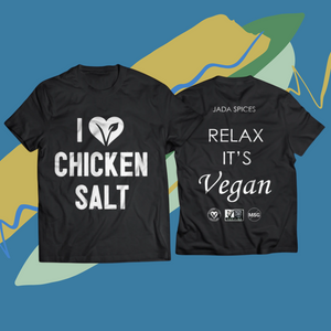 I Love Chicken Salt T-Shirt