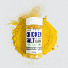 Plant Based Chick'n Mix & Any Of Our Vegan Chicken Salt Flavors