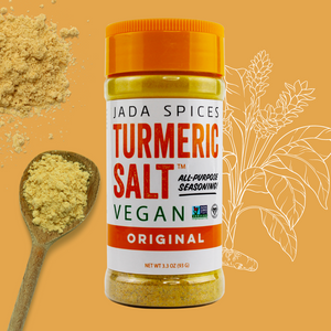 Turmeric Salt Flavor Bottle