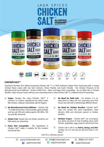 chicken salt vegan and vegetarian all-purpose seasoning information