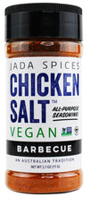 chicken salt vegan and vegetarian seasoning barbecue flavor
