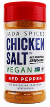 chicken salt vegan and vegetarian seasoning red pepper flavor