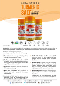 turmeric salt vegan and vegetarian all-purpose seasoning information