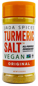 turmeric salt vegan and vegetarian all-purpose seasoning flavor