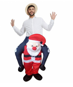 Santa Claus Carry Me Costume