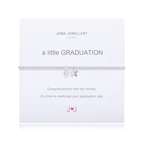A LITTLE GRADUATION BRACELET