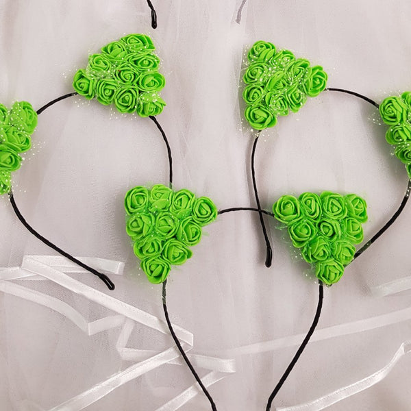 Green ears girls night out set