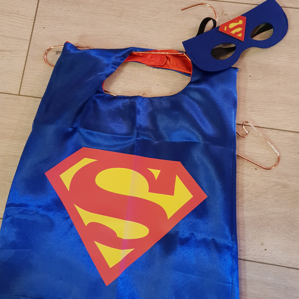 Superhero Mask & Cape