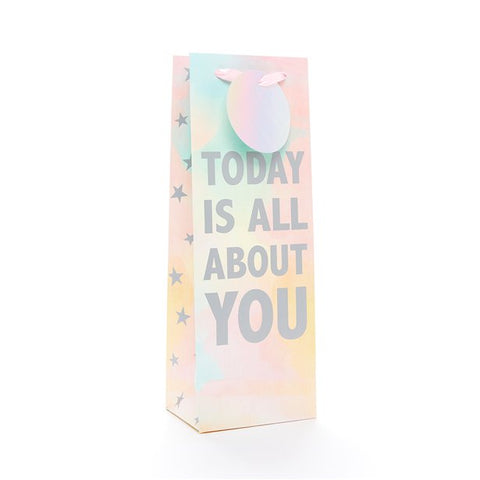 All about you Gift Bag - Bottle bag