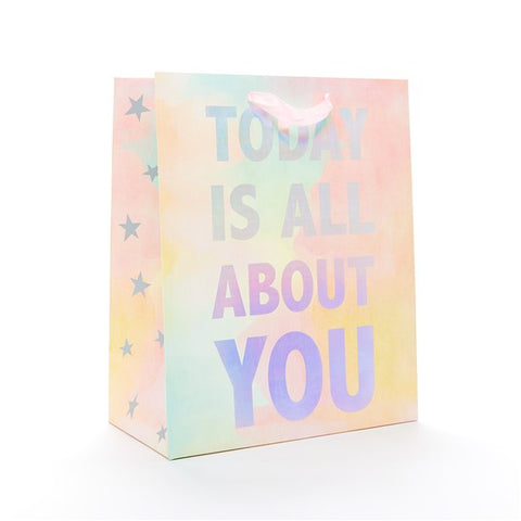All about you Gift Bag - Large