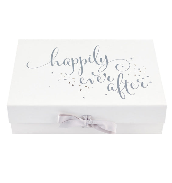 WEDDING KEEPSAKE BOX busy bee