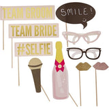 Wedding Photo Booth Props - Pastel Perfection