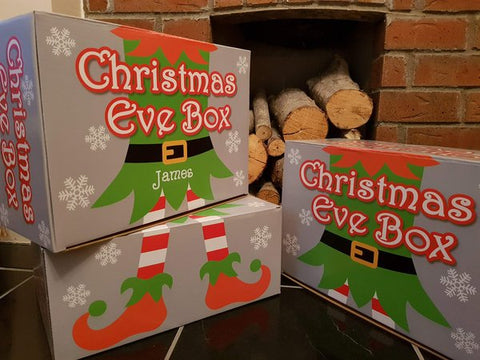 Elf Christmas Eve Box