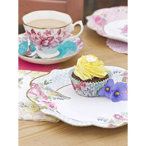 Truly Scrumptious Pretty Plates -Medium
