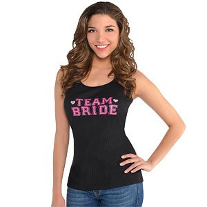 Team Bride T-shirt Large/Extra Large