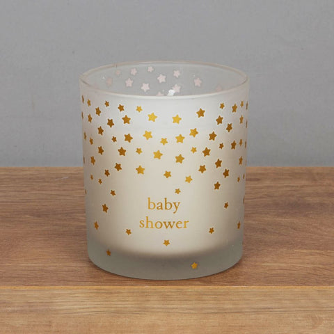 Little Star Candle 150g Cotton - Baby Shower