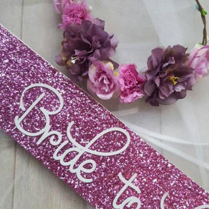 Pink Bride to be package