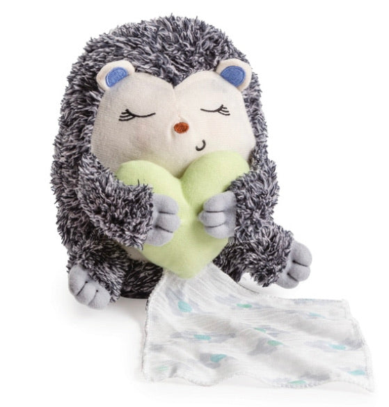 Summer Infant Little Heartbeat Soothers - Hedgehog