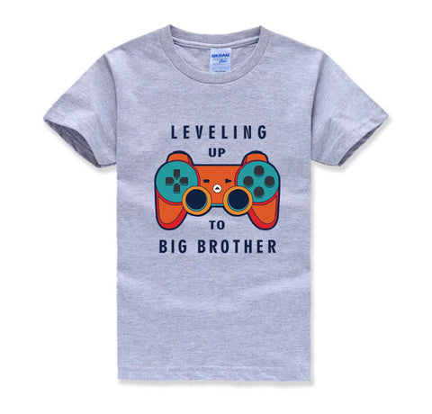 Big Brother T-Shirt - Grey