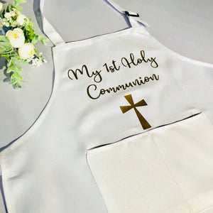 1st Holy Communion Apron