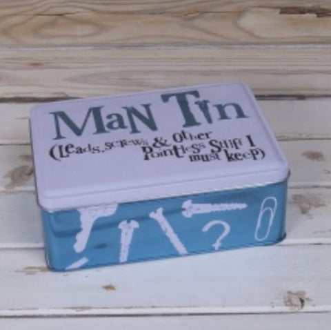 Brightside Man Tin