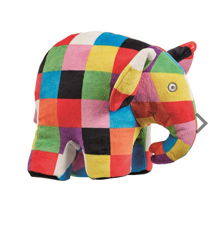Elmer Plush Soft Toy 20cm