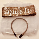 Lockdown Bride to be - Virtual Hen Party Set