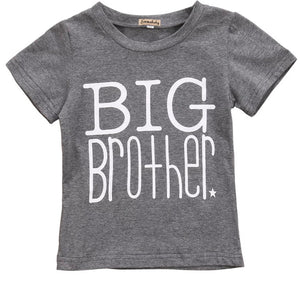 PRE-ORDER Big Brother T-Shirt - Baby Shower