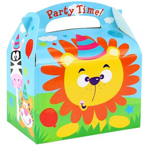 Kids Party Box - Jungle Party Box - 14cm long