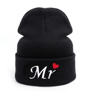 Mrs or Mr Beanie Hat