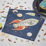 Paper Napkins - Space Adventure Party