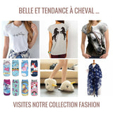 collection tee-shirt cheval