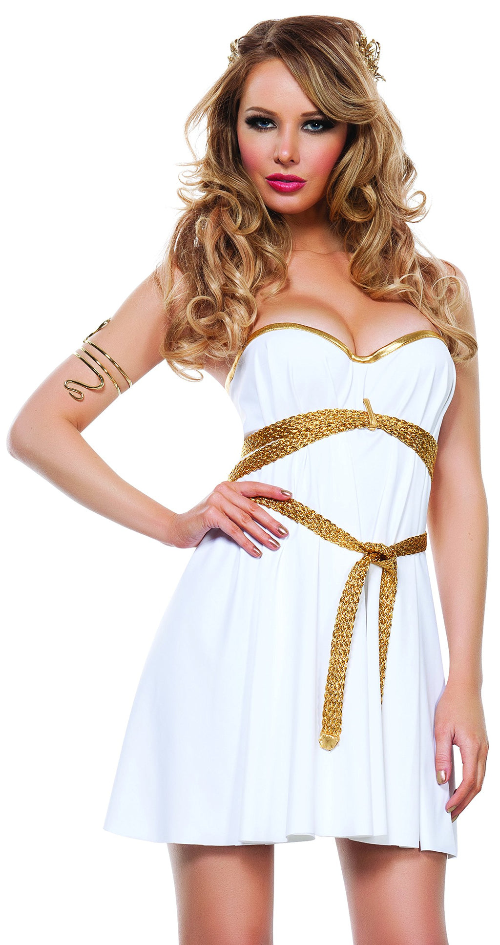bfe2a94f6 ... Starline Women's Glamorous Greek Goddess Costume Womens Adult Sized  Costumes - Nastassy ...