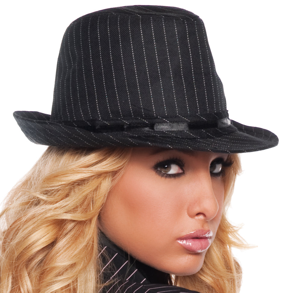 Starline Gangster Hat Costume Accessories - Nastassy