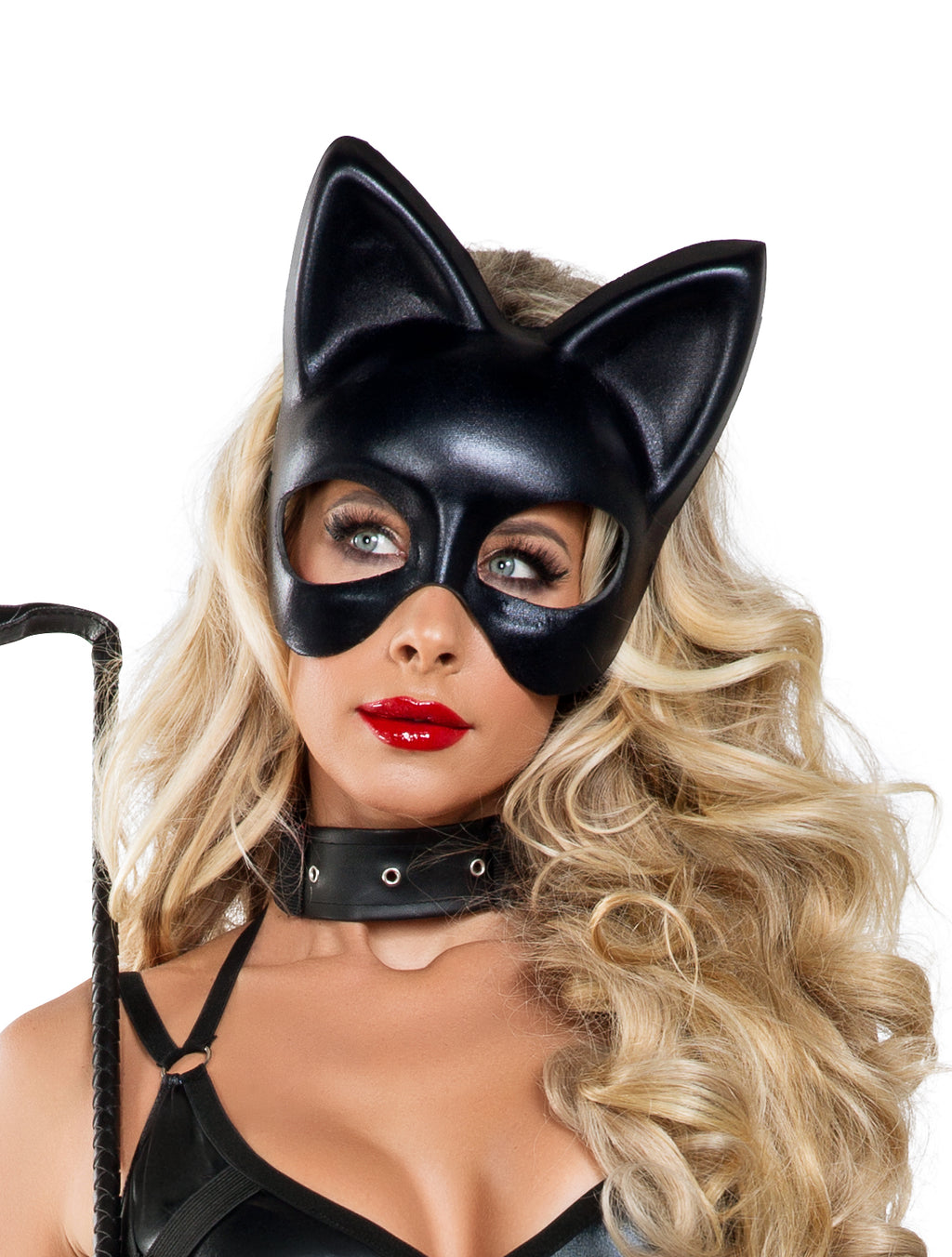 Starline Women's Full Cat Mask Roleplay Costume Accessory Womens Costume Accessories - Nastassy