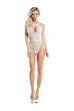 Raveware Ambrosia Monica Lace Teddy Womens Adult Exotic Lingerie Sets - Nastassy