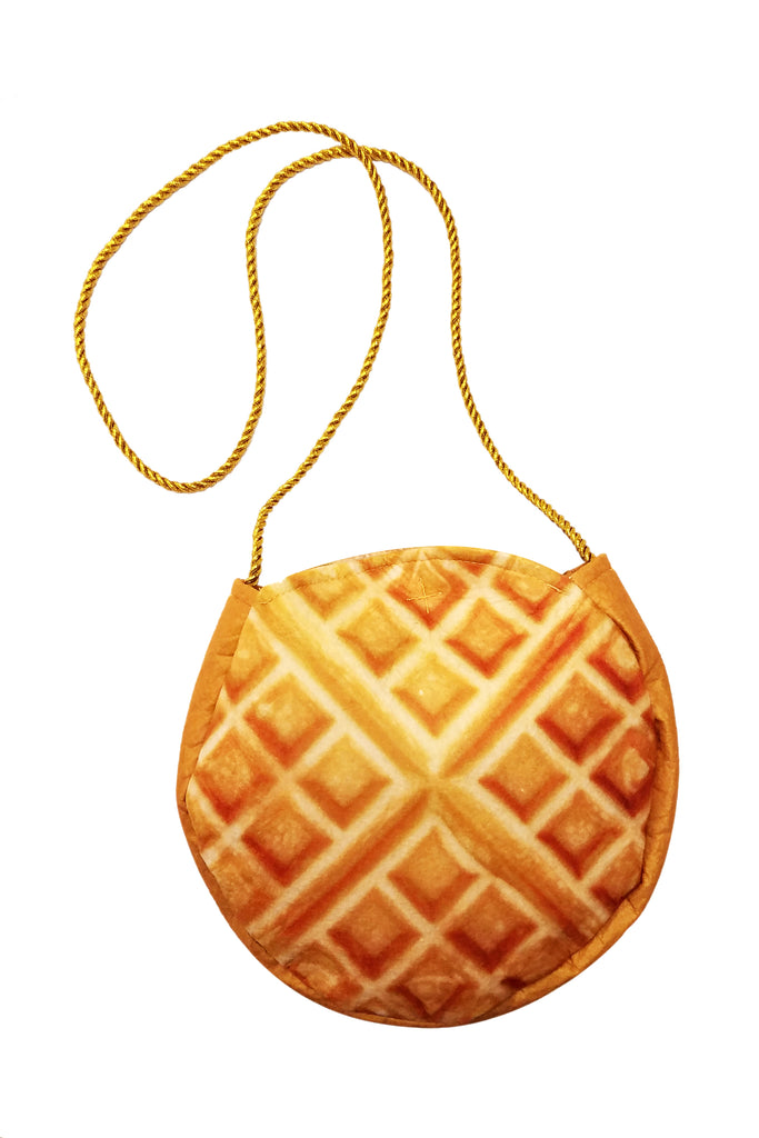 Waffle Purse Cosplay Costume Accessory Costume Accessories - Nastassy