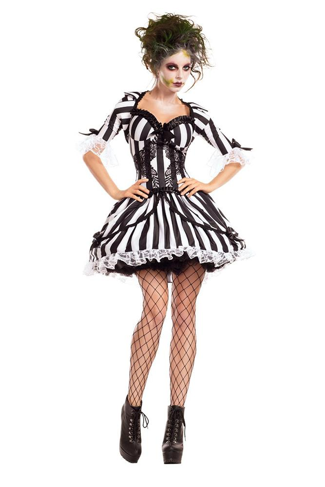 Party King Women's BugJuice Babe Costume Womens Adult Sized Costumes - Nastassy