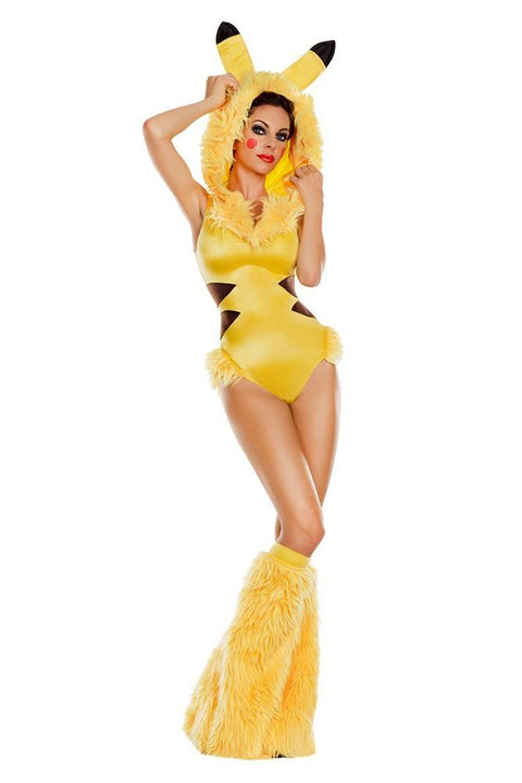 Party King Women's Collectible Anime Cutie Costume Womens Adult Sized Costumes - Nastassy