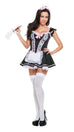 Starline Women's Maid In Heaven Costume Womens Adult Sized Costumes - Nastassy