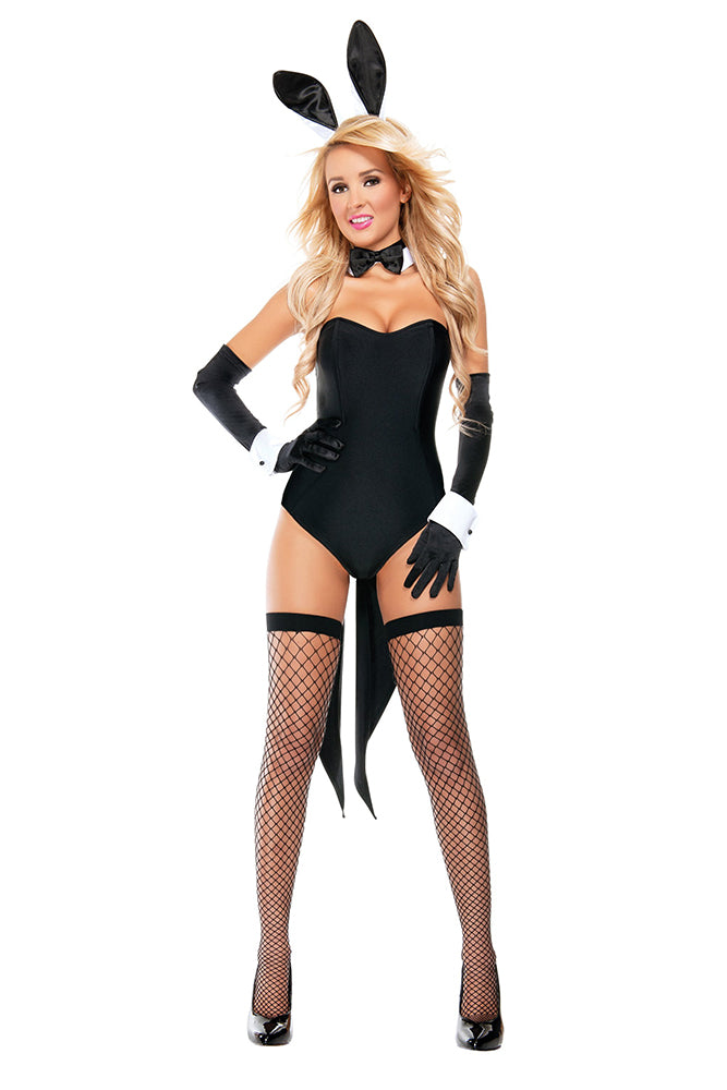 Starline Women's Naughty Nights Bunny Costume Womens Adult Sized Costumes - Nastassy