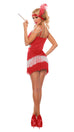 Starline Women's Party Flapper Costume Womens Adult Sized Costumes - Nastassy