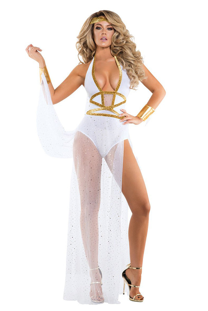 Womens Goddess of Beauty Halloween Costume