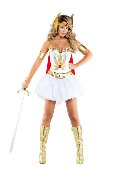 Starline Sexy Power Princess Costume Womens Adult Sized Costumes - Nastassy