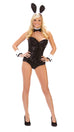 Starline Women's Party Bunny Costume Womens Adult Sized Costumes - Nastassy