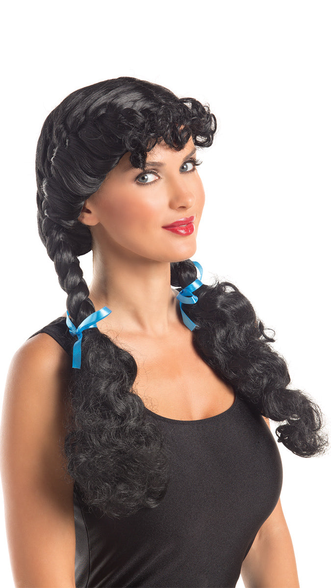 Party King Women's Kansas Cutie Costume Wig Womens Costume Wigs - Nastassy