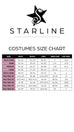 Starline Women's Starship Princess Costume Womens Adult Sized Costumes - Nastassy